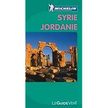 Guide Vert Syrie, Jordanie