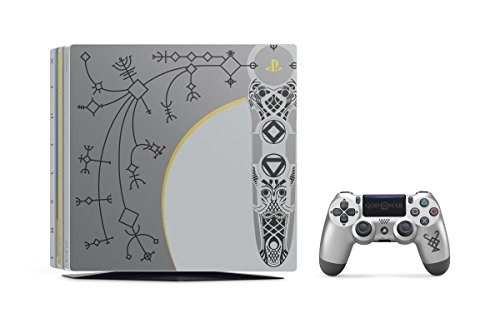 PlayStation 4 Pro (PS4) - Consola Edición Especial + God of War