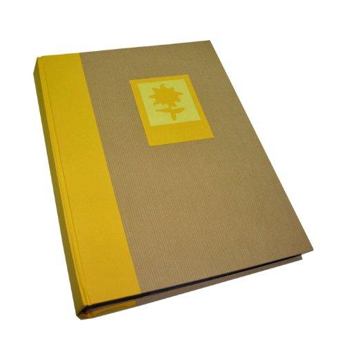 Dörr Green Earth Slip in Fotoalbum für 300Fotos, Schwarz Elefant, 6x 4-Zoll P, Vinyl, Gelb, Blumen, 6 x 4-Inch