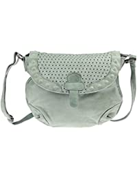 Greenburry Stainwashed Sac bandoulière cuir 30 cm