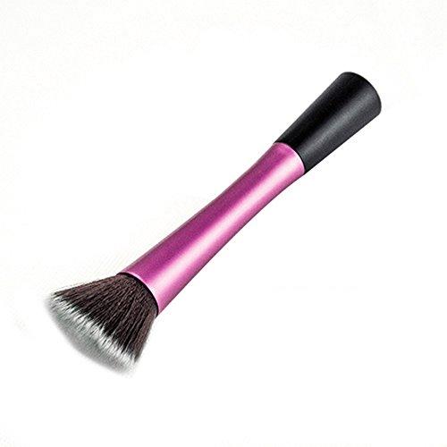 Blush Poudre Cosmétique Pointillé Pinceau Fond De Teint Outil De Maquillage Rouge Modèle1049