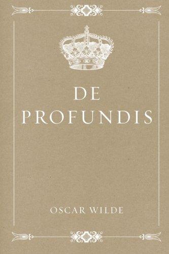 De Profundis por Oscar Wilde