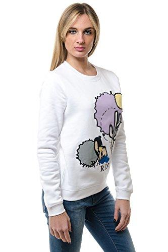 Sweatshirt KENZO CACTUS Blanc