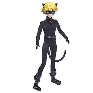Prodigiosa: Las aventuras de Ladybug- Disney Cat Noir. (Bandai 39746)
