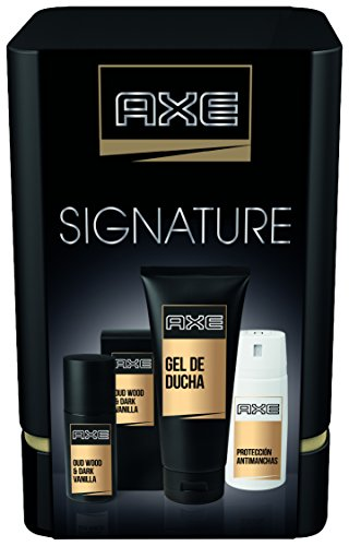 Axe Trio Signature Pack Regalo