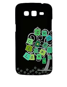 VDESI Designer Matte Back Cover For Samsung Galaxy Grand 2 (G7106)-21570183