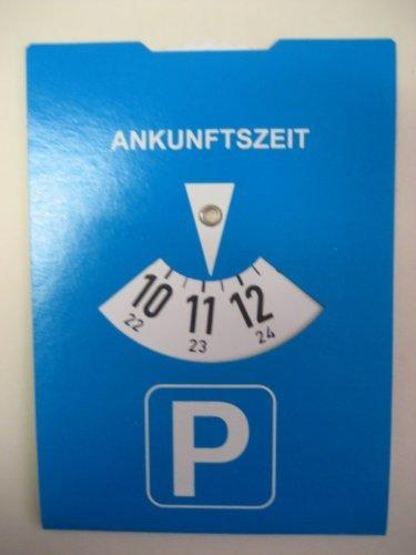 Preisvergleich Produktbild Parkscheibe mit Benzin-Rechner