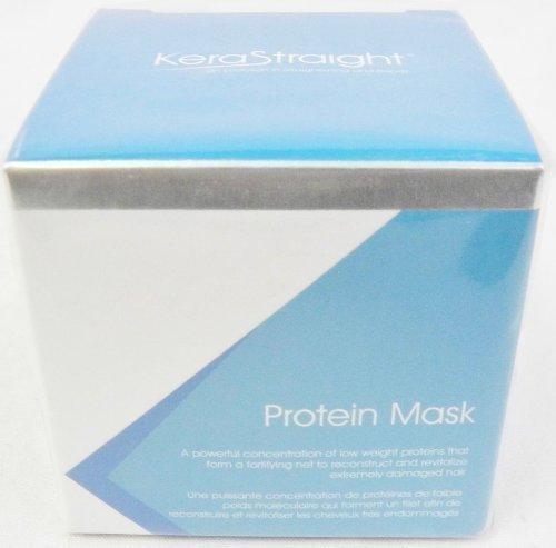 KeraStraight Protein Mask 100ml by Kerastraight (English Manual) by Kerastraight