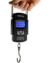 ShoppoWorld Electronic Digital Hanging Luggage Fishing Hook Scale