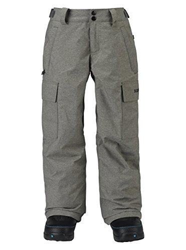 Burton Jungen Exile Cargo Pants Snowboardhose, Heathers, L (Pants Ski Cargo)