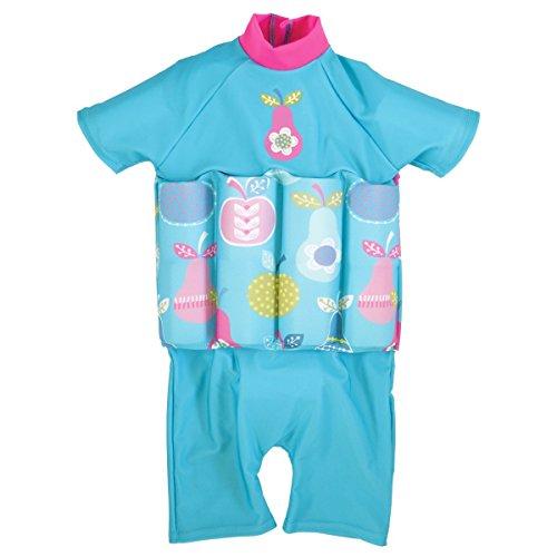 Splash About Kinder UV Float Anzug, Tutti Frutti, 2-4 Jahre (Baby Tutti Frutti Kostüm)