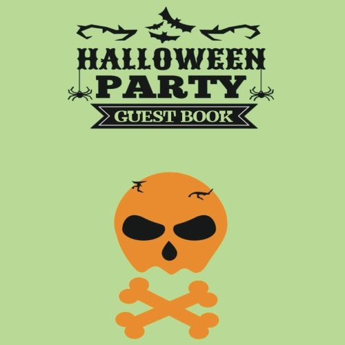 Party: Guest Book Halloween Party V17 ()
