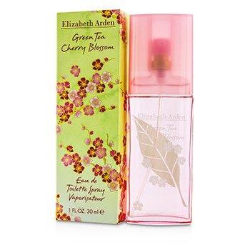 Elizabeth Arden Green Tea Cherry Blossom Eau De Toilette Spray- 30ml/1oz