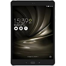 "Asus ZenPad 3S 10 LTE Tablet PC, Display da 9.7"", Processore Qualcomm MSM8956, 1.8 GHz, SDD da 128 GB, 4 GB di RAM, Nero"