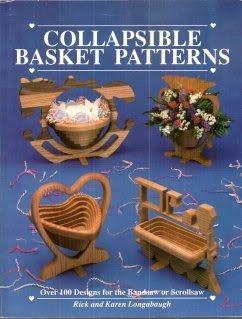Collapsible Basket Patterns by Rick Longabaugh (1992-05-01) par Rick Longabaugh; Karen Longabaugh