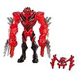 Mattel 25BCK35 - Max Steel, Deluxe, Power Slam Figur, mehrfarbig