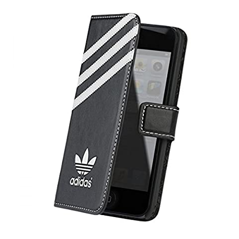 adidas Originals Booklet Case iPhone 5C schwarz/weiß