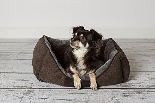 Scruffs 1166 Chester Hunde Bett, M, grau - 4