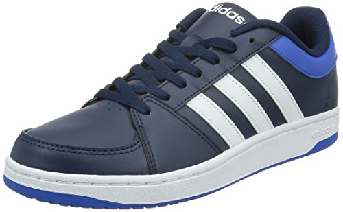 Adidas NEO Men Navy Hoops VS Sneakers (7 M US)  available at amazon for Rs.2099