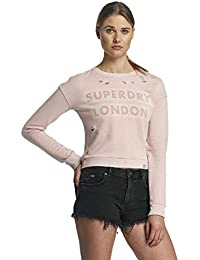 Mujer Amazon es Jersey Superdry Ropa nPgTqAg