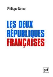 Les deux Républiques françaises