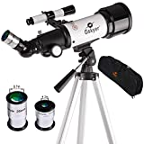 Best Telescopes - Gskyer Telescope, AZ70400 German Technology Astronomy Telescope, Travel Review