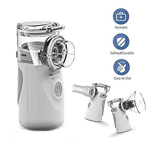 FAY Beauty Vernebler tragbare tragbare Inhalator starker Nebel für Kinder Baby Kinder Erwachsene Gesundheitswesen USB