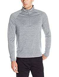 Charles River Apparel Men's Space Dye Moisture Wicking Performance Pullover