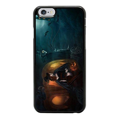 Dark Fantasy téléphone Coque pour Apple iPhone–T102, Hollows Mask - T2373, Apple iPhone 6 & 6S - White Fairy Grimm - T2369