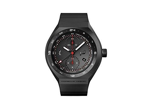 Reloj Automático Porsche Design Monobloc Actuator 24h Chrono, Titanio, Negro
