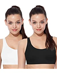 Enamor Women's Full Cup Non Padded Non Wired Bra (Pack of 2)