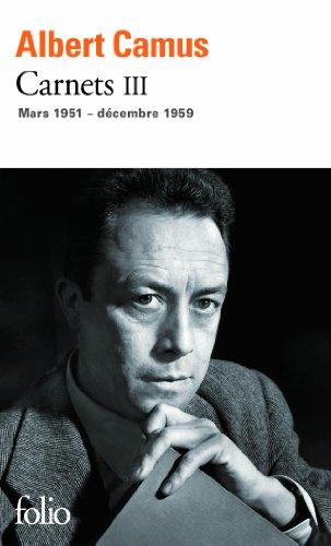 carnets-tome-3-mars-1951-decembre-1959