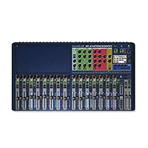Soundcraft Si Expression 3 66channels Blue – Audio Mixers (66 channels, 928 mm, 168.8 mm, 162.4 mm)