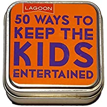 Lagoon - Table Top Trivia & Entertainment - 50 maneras de mantener a los niños entretenidos