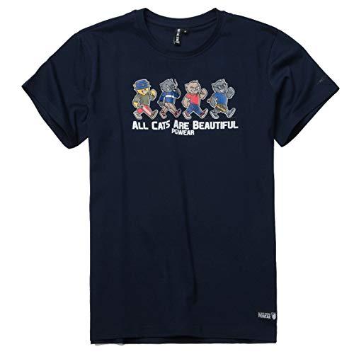 """PG Wear \""""Tough Cats T-Shirt (L)"""