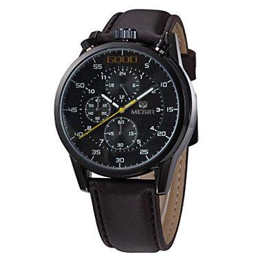 59d0a95d334b Los Mejores Relojes Megir De 2019