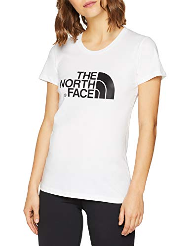 THE NORTH FACE Damen Easy T-Shirt TNF White, S -