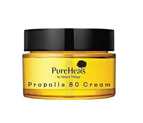 PureHeal's Propolis 80 Cream 50ml (1.69oz) - Hydrating Luster Radiant -