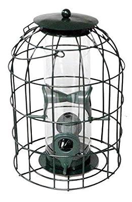 Kingfisher BF007 Squirrel Guard Bird Feeders from Bonnington Plastics