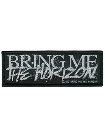 Bring Me The Horizon Horror Logo Official Patch (10cm x 4cm)