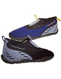 Aqua Sphere bañarse zapatos/los zapatos del deporte de agua playa walker xp plata Talla:Gr. 9 42/43