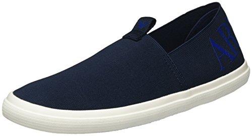 Armani Jeans 9350837p422, Mocassins homme Blau (blue 1541)