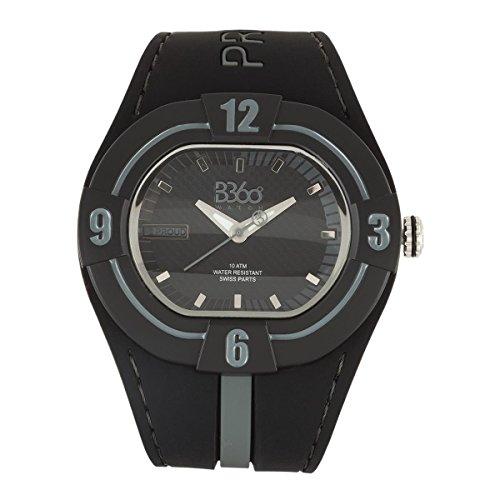 B360 WATCH B PROUD NEW BLACK GRAY L