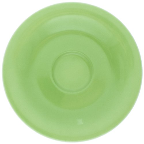 Kahla - Porcelaine pour les Sens 203501A72131C Pronto Colore Sous-Tasse à Expresso Vert Pomme 12 cm