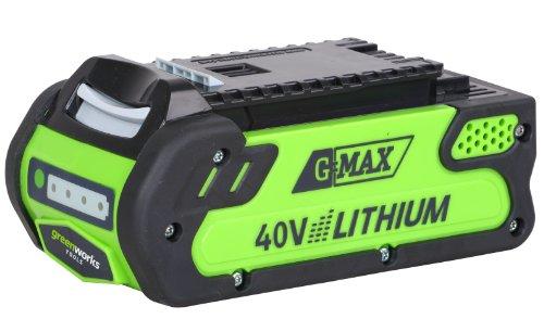Preisvergleich Produktbild Greenworks 40V Lithium-Ionen Akku 2Ah (ohne Ladegerät) - 29717