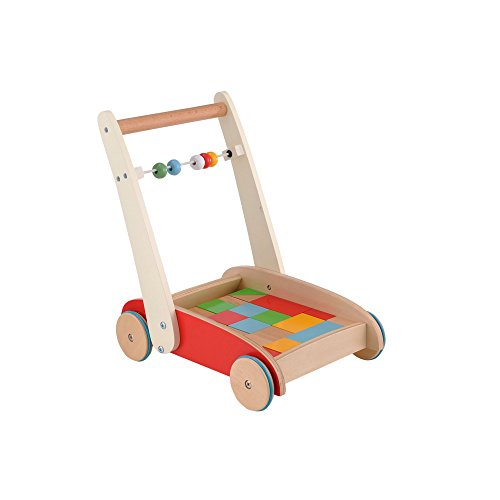 Early Learning Centre 141208 Wooden Toddler Truck