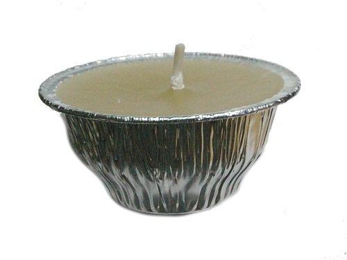 Flammschale Amafino 5 Stück 10 cm Brenndauer ca. 32 Std. Garten Gartenkerzenlicht Partylicht Grill