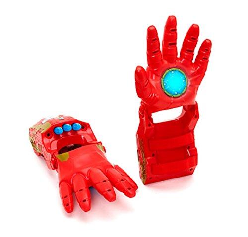 on Man Gauntlet Handschuhe ()
