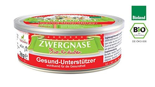 Zwergnase Bio-Kräuter Gesund-Unterstützer, 1er Pack (1 x 28 g)