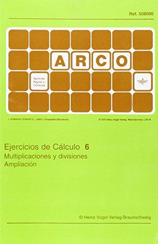 Ejer. Calculo 6 - Multiplicaciones Y Divisiones (ampliacion)